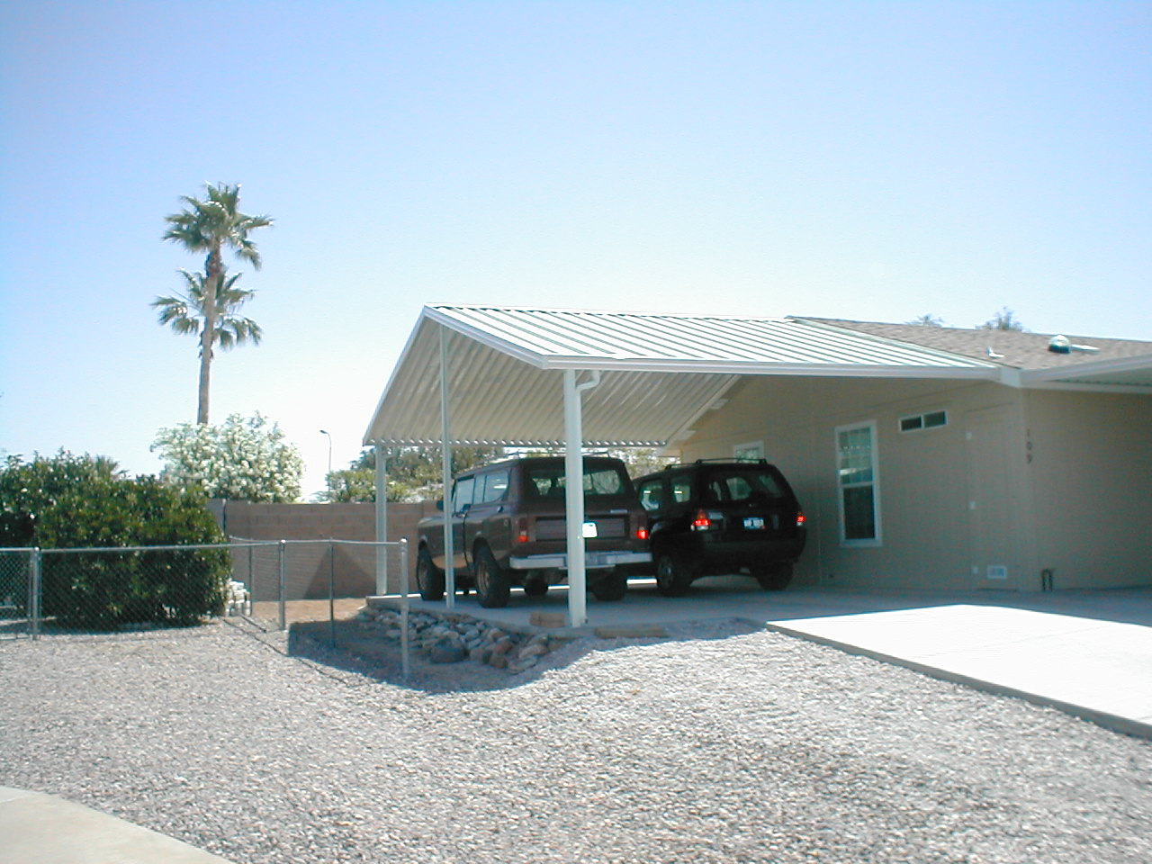 Carports for mobile homes photo for House with carport